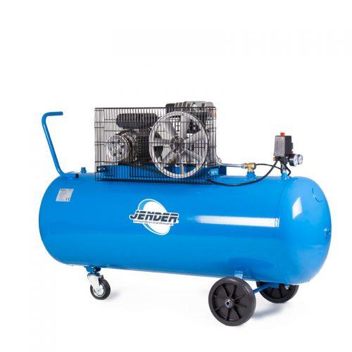 Three phase piston compressor 3 hp 200 liters
