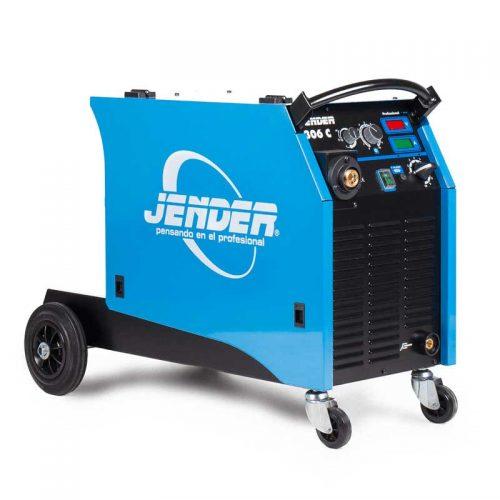 Inverter welding machine 306 MIG/MAG