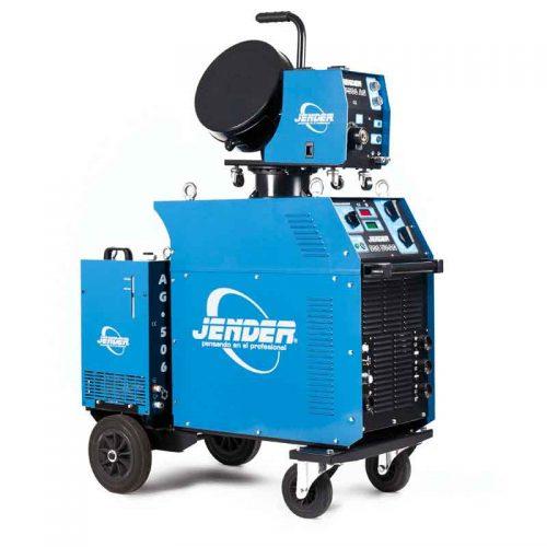 Inverter MIG/MAG welding machine 506